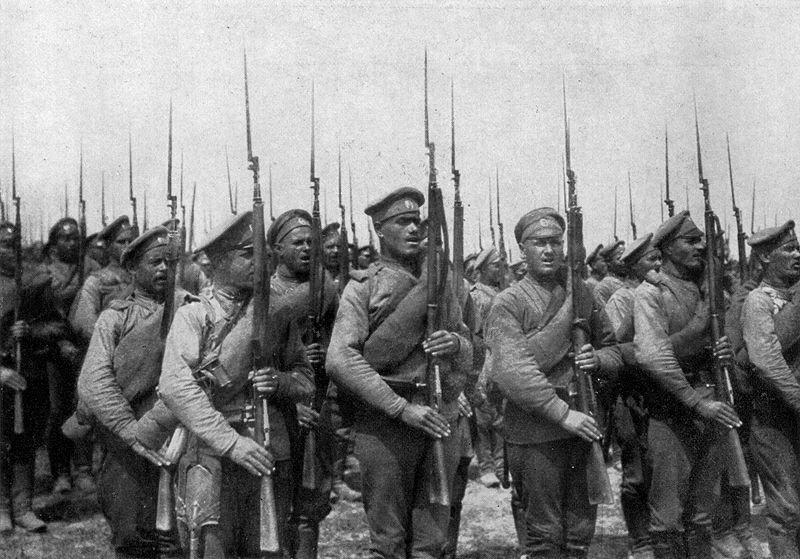 1 августа – День памяти российских воинов, погибших в Первой мировой войне  | Местное время - новости Рубцовска и Алтайского края